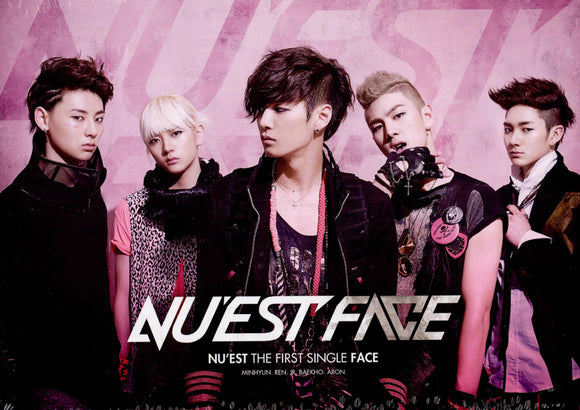 [PRE ORDER]  NU'EST - 1st Single Album