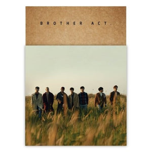 "[PRE ORDER] BTOB - 2nd Album ""[BROTHER ACT.]"""