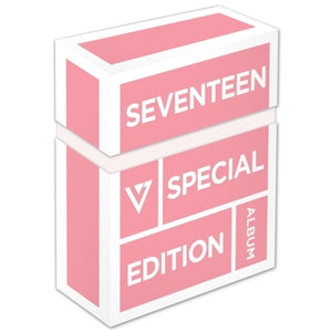 "[PRE ORDER] SEVENTEEN - 1st Album ""LOVE & LETTER"" SPECIAL EDITION"