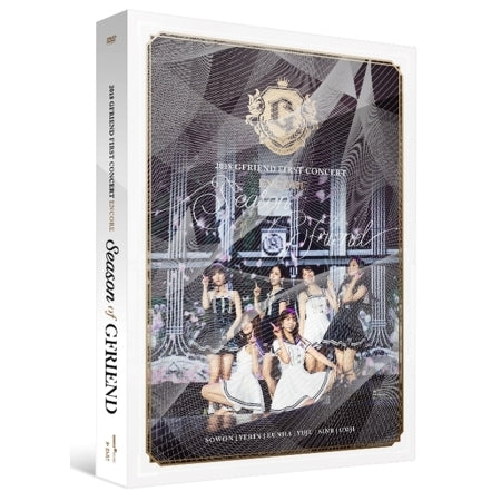 [PRE ORDER] GFRIEND - 2018 GFRIEND FIRST CONCERT [SEASON OF GFRIEND] ENCORE DVD (2 DISC)