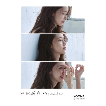 [PRE ORDER] YOONA SPECIAL ALBUM - A WALK TO REMEMBER
