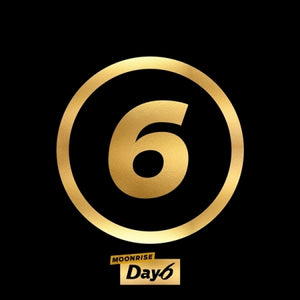 [PRE ORDER] DAY6 2ND FULL ALBUM - MOONRISE