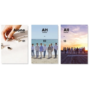 "[PRE ORDER] SEVENTEEN - 4th Mini Album ""AL1"""