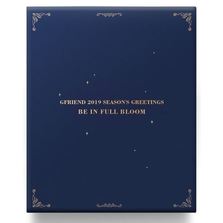 [PRE ORDER] GFRIEND 2019 OFFICIAL SEASON'S GREETINGS