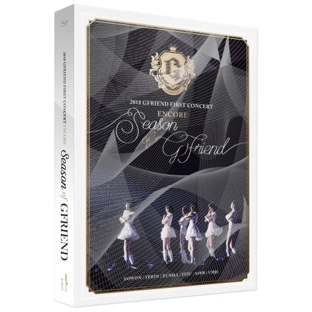 [PRE ORDER] GFRIEND - 2018 GFRIEND FIRST CONCERT [SEASON OF GFRIEND] ENCORE BLU-RAY (2 DISC)