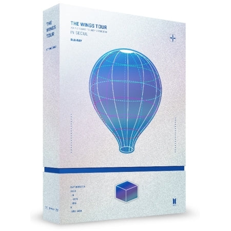 [PRE ORDER] BTS - 2017 BTS LIVE TRILOGY EPISODE III THE WINGS TOUR IN SEOUL CONCERT BLU-RAY (3 DISC