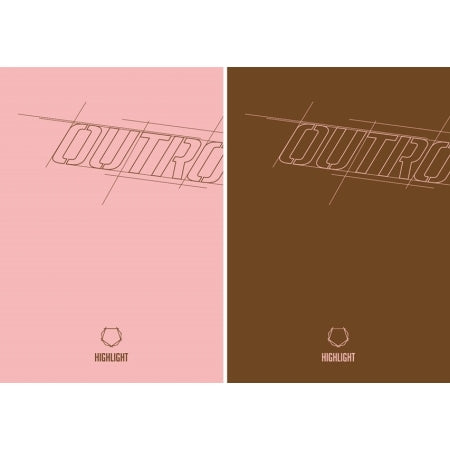 [PRE ORDER] HIGHLIGHT SPECIAL ALBUM - OUTRO