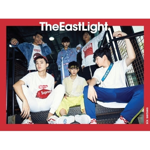 "[PRE ORDER] The Eastlight 1st Mini Album ""Six Senses"""