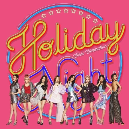[PRE ORDER] SNSD 6th ALBUM - HOLIDAY NIGHT