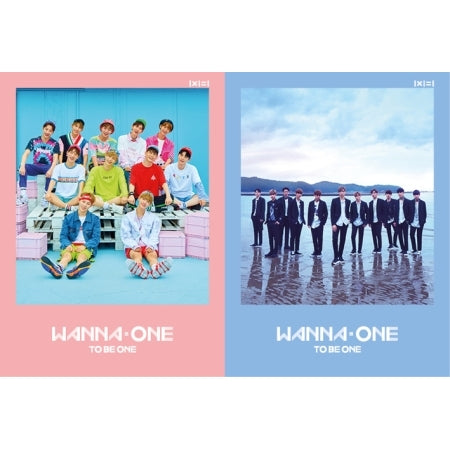 [PRE ORDER] WANNA ONE - 1ST MINI ALBUM