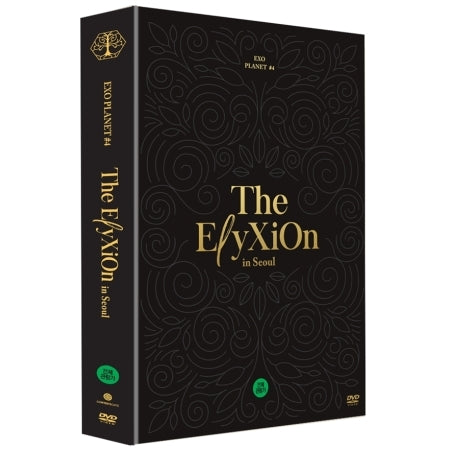 [PRE ORDER] EXO - EXO PLANET #4 THE ELYXION IN SEOUL DVD