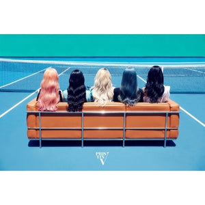 [PRE ORDER] PRISTIN V SINGLE ALBUM - LIKE A V