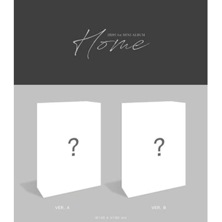 [PRE ORDER] JBJ95 1ST MINI ALBUM - HOME