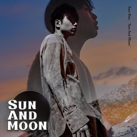 [PRE ORDER] SAM KIM 1ST ALBUM - SUN AND MOON