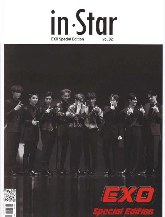 [PRE ORDER] IN.STAR DECEMBER ISSUE: EXO SPECIAL EDITION
