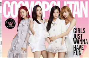 [PRE ORDER] COSMOPOLITAN MAGAZINE AUGUST ISSUE (FEAT. BLACKPINK)