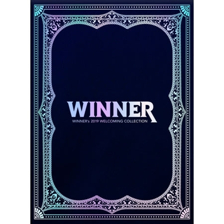 [PRE ORDER] WINNER - WINNER'S 2019 WELCOMING COLLECTION (DVD + SEASON'S GREETING)