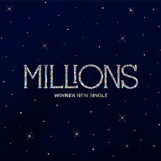 [PRE ORDER] WINNER NEW SINGLE - MILLIONS
