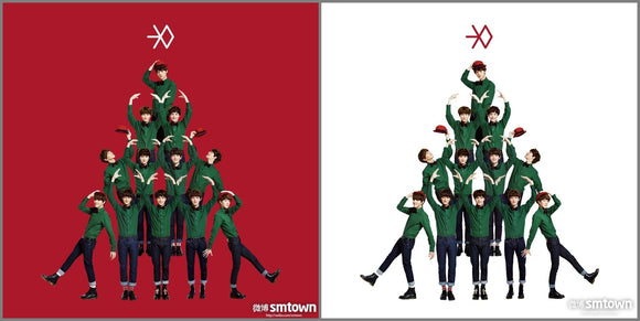 [PRE ORDER] EXO SPECIAL WINTER ALBUM 2013 - Miracles in December
