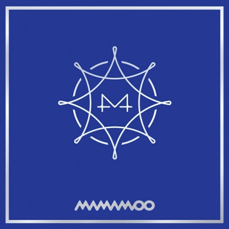 [PRE ORDER] MAMAMOO 8TH MINI ALBUM - BLUE;S