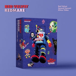 [PRE ORDER] RED VELVET 2nd Concert [REDMARE] KIHNO VIDEO