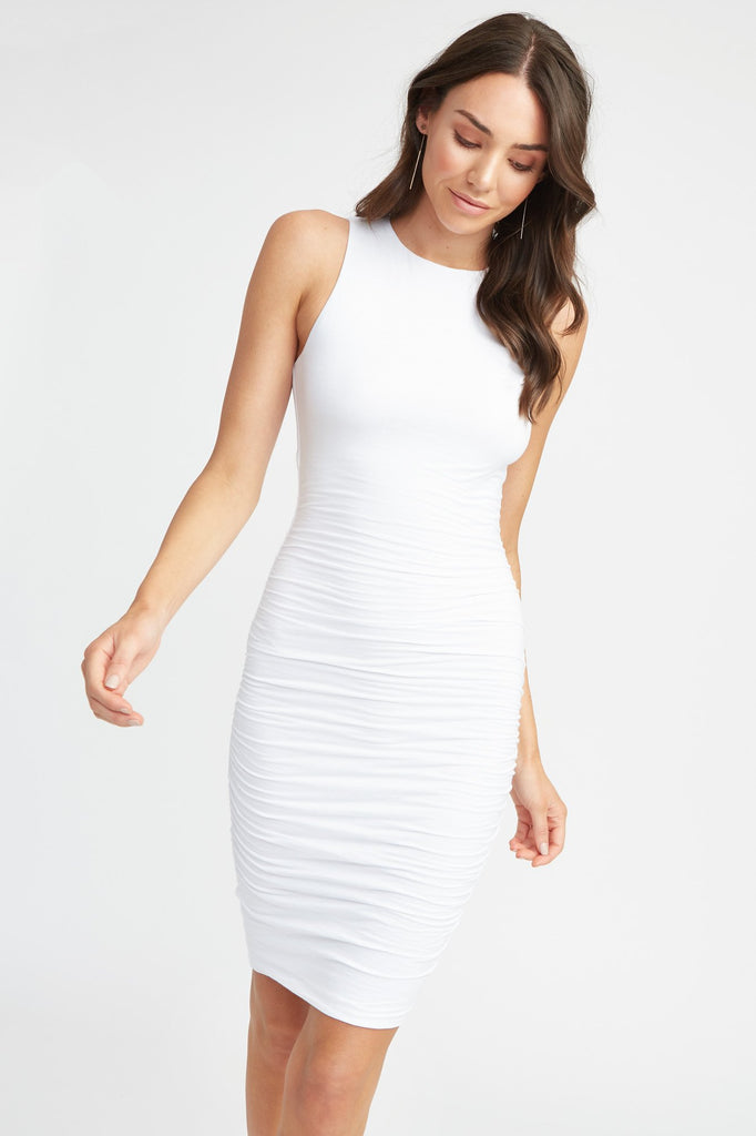 Joanna Rouched Dress