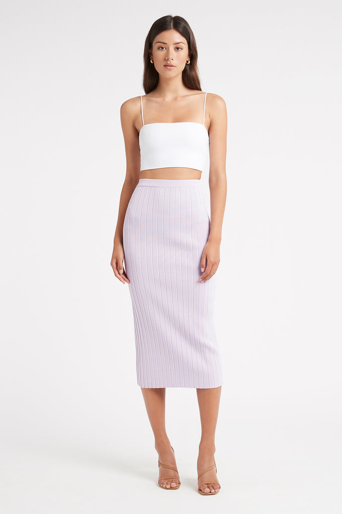 Stirling Midi Skirt
