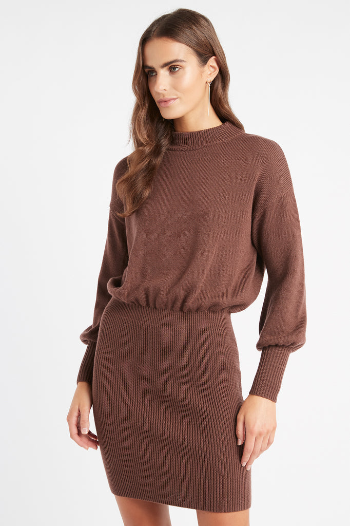Autumn Skivvy Dress