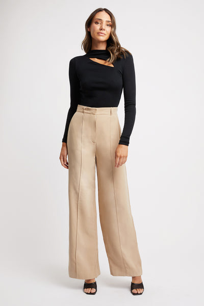 Montmartre Wide-Leg Pants