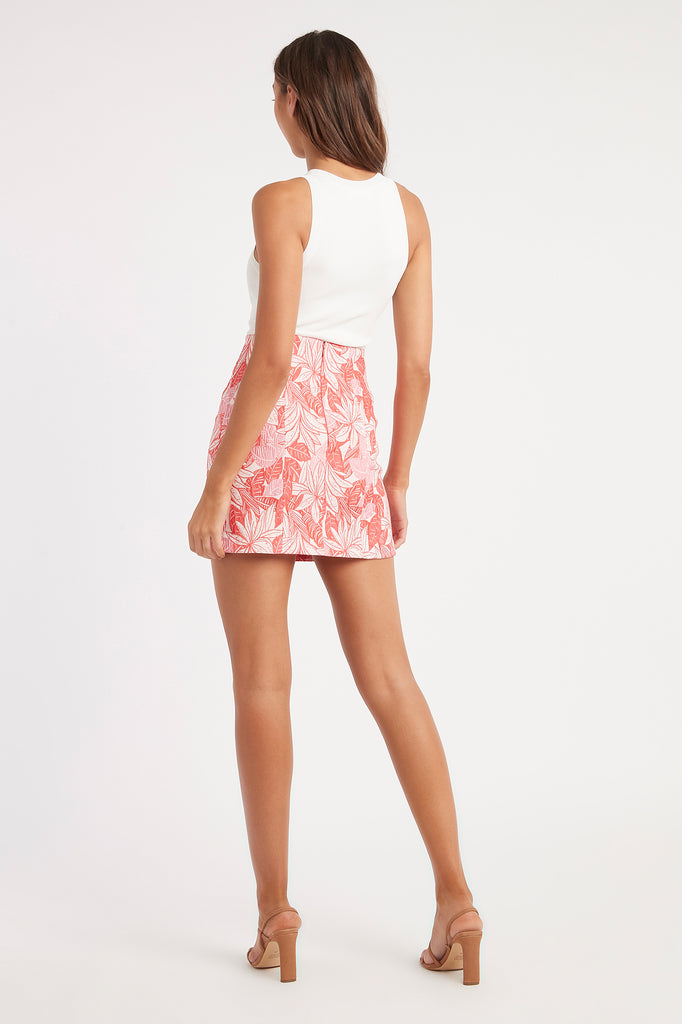 Zimia Mini Skirt