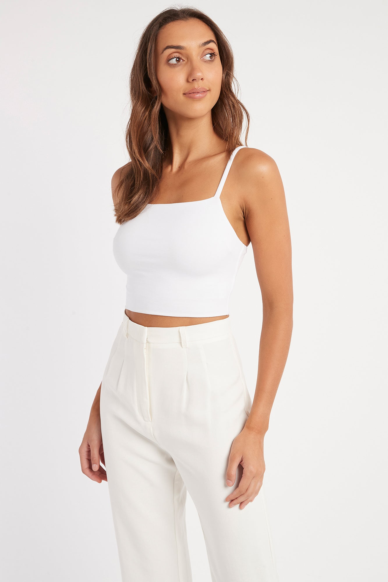 Angelina Crop Top