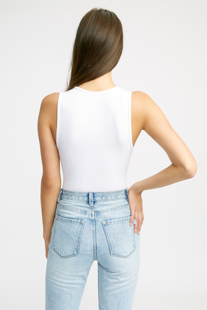 Natalie Button Bodysuit