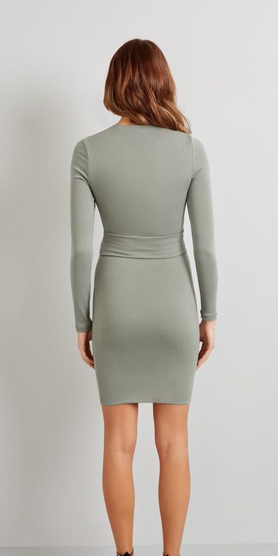 Zara Tie Dress