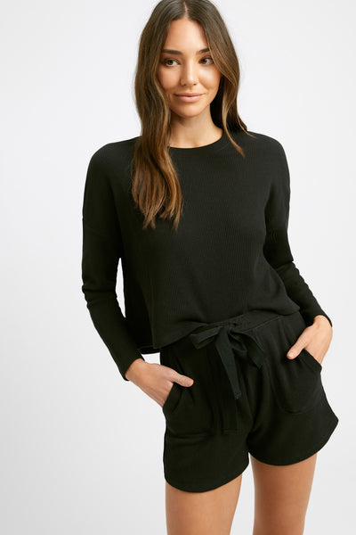 Abbey Boxy Top
