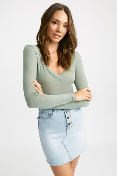 Venus Long Sleeve Top