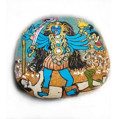 painted rock indian exotic  happy home decoration megan wilhite