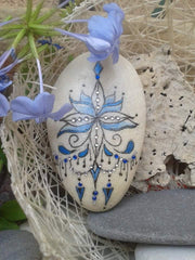 painted rocks mindfulness happy home decorations pascale chevalier