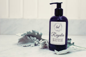 Regalia Lingonberry Body Wash