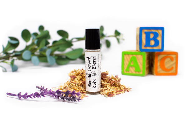 Settle Down Kid's Essential Oil Blend
