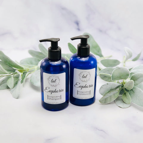 Euphoria Invigorating Shampoo & Conditioner