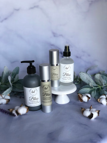 Bliss Basic Skin Set w/ toner