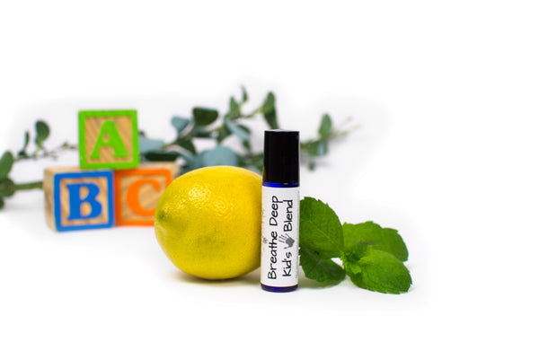 Breathe Deep Kids' Essential Oil Blend