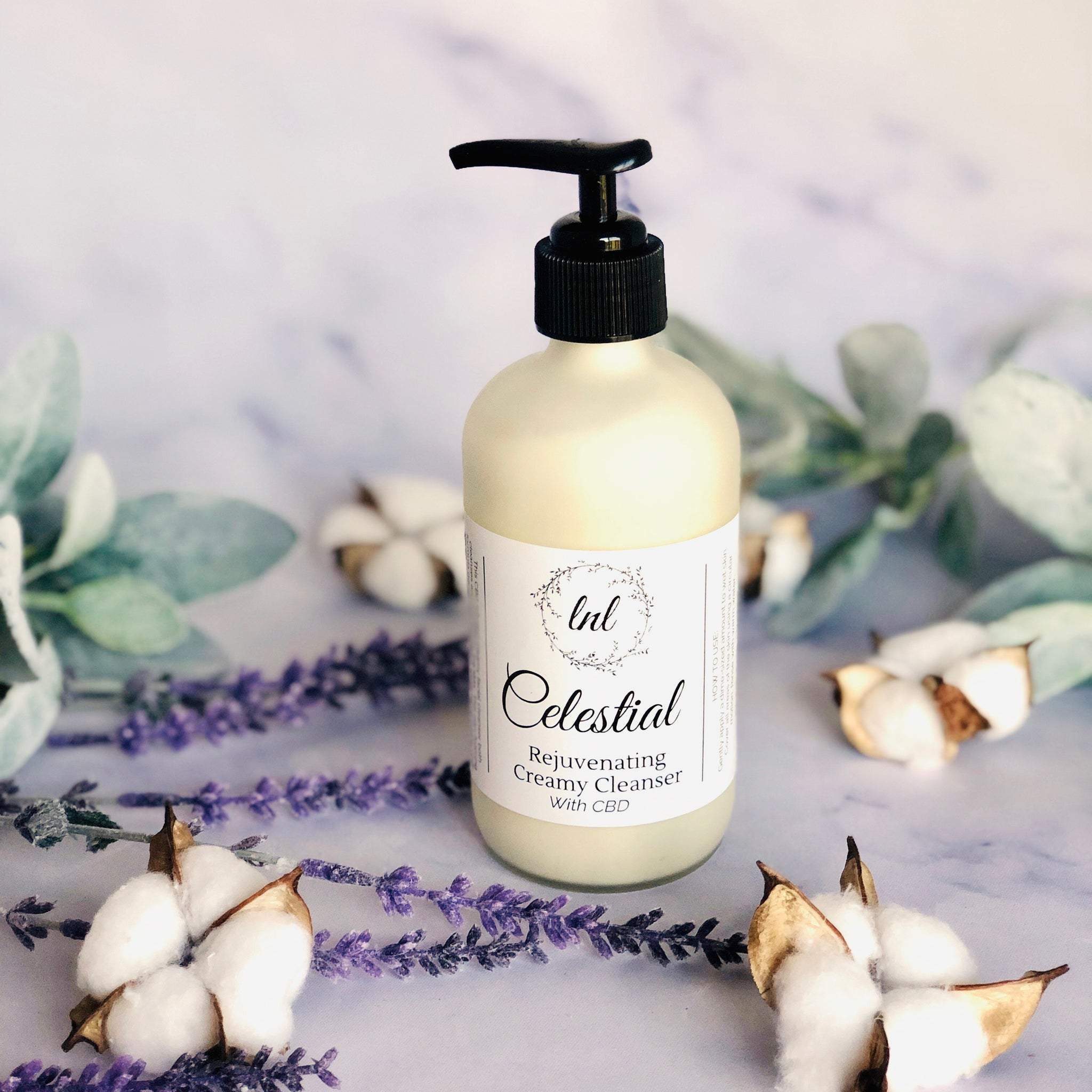 Celestial Rejuvenating Facial Cleanser