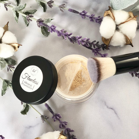 CLEARANCE! Flawless Loose Organic Mineral Foundation