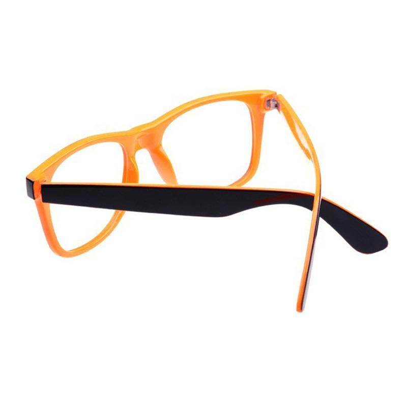 Fashion Big Glasses Frame – MensTrendyAccessories