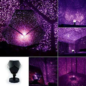 Celestial Projection of Stars as a night lamp!