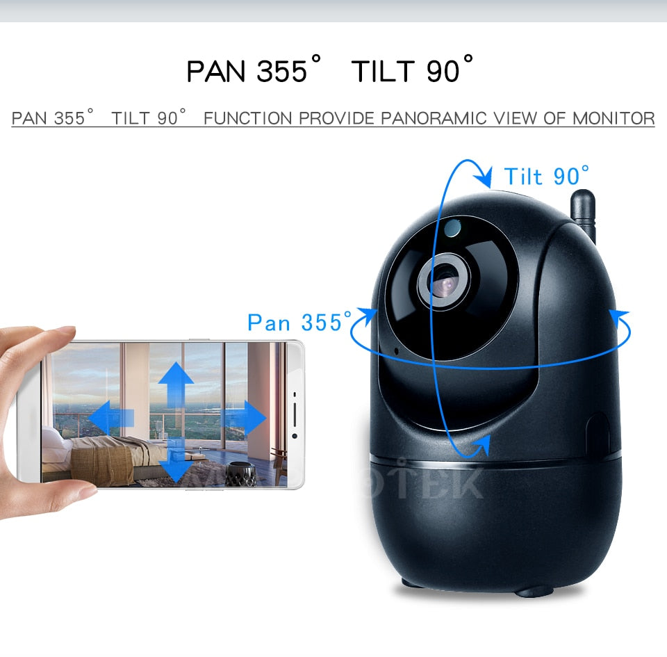 1080P Indoor Wireless Wifi Camera