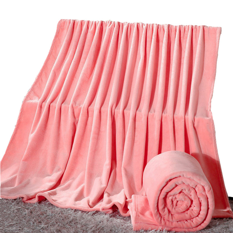Super Soft Coral Fleece Blanket