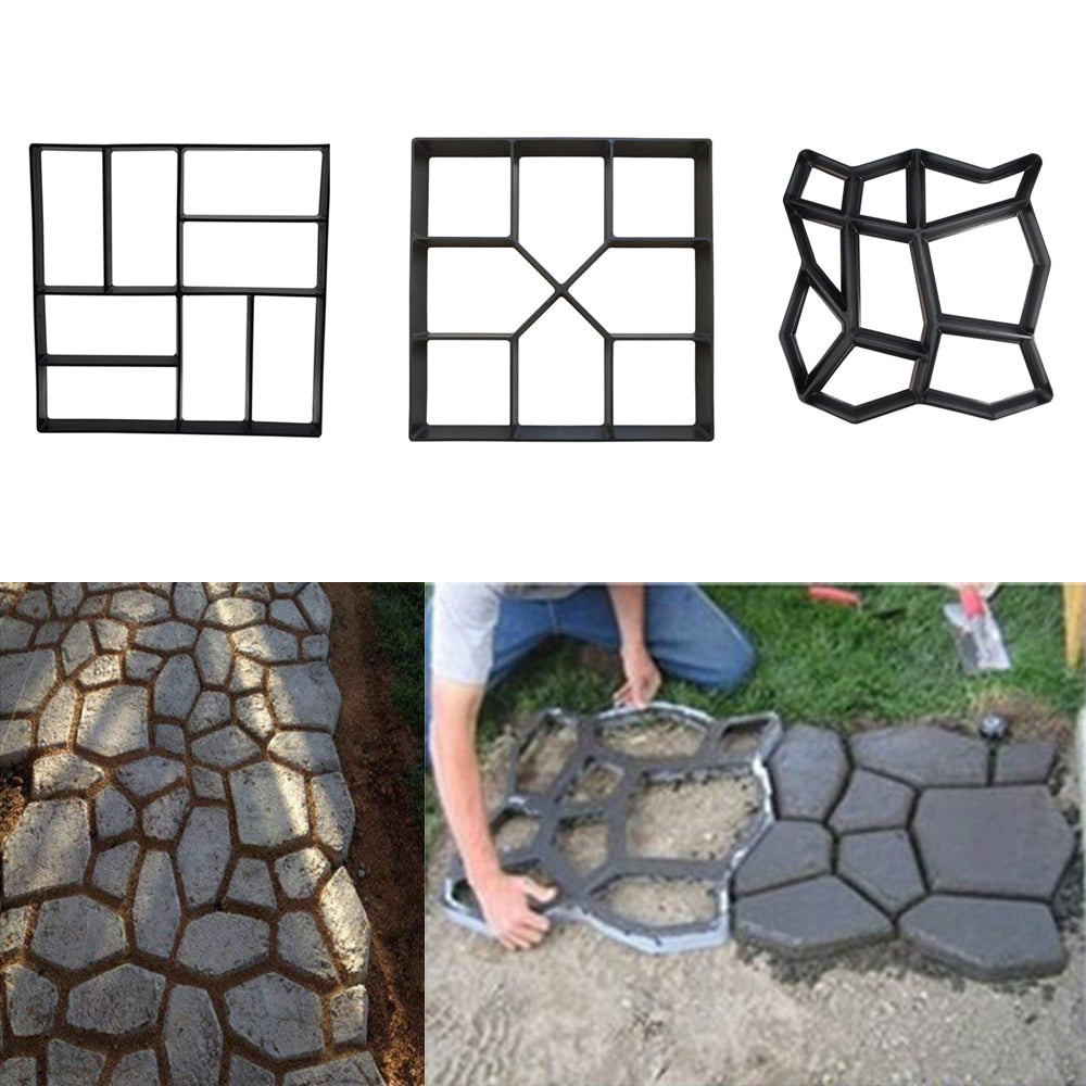 Patio Paving Mold Concrete Molds
