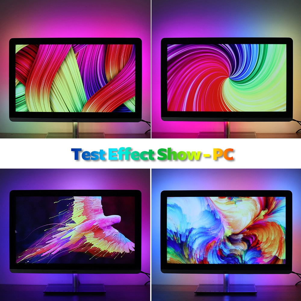 Ambilight TV PC Dream Screen USB LED Strip